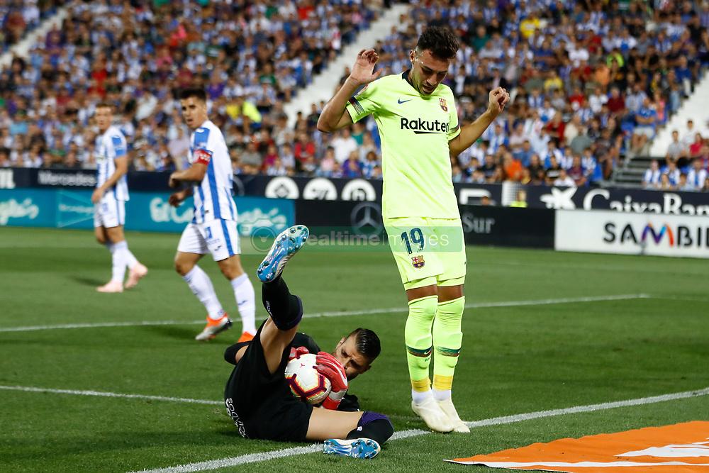 صور مباراة : ليغانيس - برشلونة 2-1 ( 26-09-2018 ) 20180926-zaa-a181-068