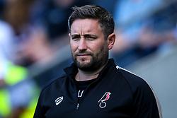 Bristol City Head Coach Lee Johnson - Mandatory by-line: Robbie Stephenson/JMP - 24/08/2019 - FOOTBALL - KCOM Stadium - Hull, England - Hull City v Bristol City - Sky Bet Championship