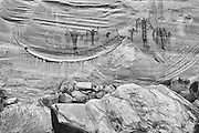 The Buckhorn Wash Pictograph Panel: Rock art created by later Archaic Period Paleoindians in the Barrier Canyon style