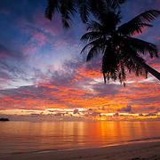 Sunrise 3 at Kandui Resort, Mentawais Islands, Indonesia.