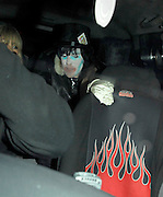 03.APRIL.2007. LONDON<br /> <br /> NOEL FIELDING LEAVING PEACHES GELDOF'S 18TH FANCY DRESS BIRTHDAY PARTY.<br /> <br /> BYLINE: EDBIMAGEARCHIVE.CO.UK<br /> <br /> *THIS IMAGE IS STRICTLY FOR UK NEWSPAPERS AND MAGAZINES ONLY*<br /> *FOR WORLD WIDE SALES AND WEB USE PLEASE CONTACT EDBIMAGEARCHIVE - 0208 954 5968*