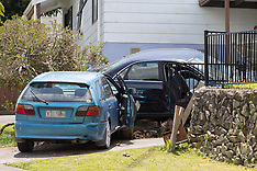 Tauranga- Car rammed in road rage incident