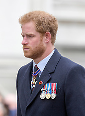 Prince Harry Anzac Day 25-4-16