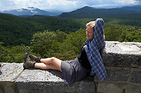 Rest stop along the Blue Ridge Parkway in North Carolina. Image taken with a Leica T camera and 35 mm f/1.4 lens.