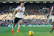 Fulham defender Ryan Fredericks (2) during the EFL Sky Bet Championship match between Fulham and Aston Villa at Craven Cottage, London, England on 17 February 2018. Picture by Andy Walter.