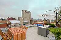 Terrace at 265 West 122nd St