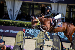 Alvarez Moya Sergio, ESP, Jet Run<br /> FEI Jumping Nations Cup Final<br /> Barcelona 2019<br /> © Hippo Foto - Dirk Caremans<br />  03/10/2019
