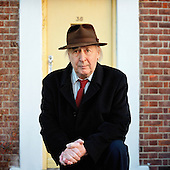 The late author: JG Ballard