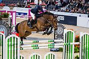 Irma Kalsson - Chacconu<br /> Gothenburg Horse Show 2019<br /> © DigiShots