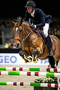 Kevin Staut - For Joy van 't Zorgvliet HDC<br /> Jumping Indoor Maastricht 2019<br /> © DigiShots