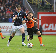 Greg Stewart and John Rankin - Dundee United v Dundee, SPFL Premiership at Tannadice<br /> <br />  - &copy; David Young - www.davidyoungphoto.co.uk - email: davidyoungphoto@gmail.com