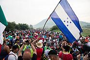 Migrant Caravan - Mexico 2018