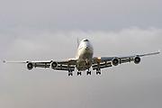 Lufthansa airlines Boeing 747-400