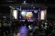 Dutch X-Mas Con is hét popcultuur evenement in Nederland, met een vleugje kerst! Tijdens deze editie zal Dutch X-Mas Con veel aandacht besteden aan cosplay, naast de gebruikelijke activiteiten zoals beroemde guests, tekenaars, dealers en nog veel meer.<br /> <br /> Op de foto: