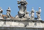 Vatican's City, St. Peter's Basilica, 1506-1865 AD
