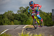 #145 (HOWELL Shanayah) ARU GT 100% at Round 8 of the 2019 UCI BMX Supercross World Cup in Rock Hill, USA