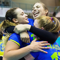 20150529: SLO, Volleyball - 2015 CEV European Women Championship Qualifications, Slovenia vs France