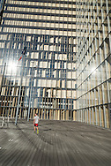 Paris, the BNF , national french library/ La BNF