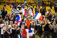 Supporters France - 21.06.2015 - France / Coree du Sud - 1/8Finale Coupe du Monde 2015<br />Photo : Catherine Legault / Icon Sport
