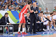 DESCRIZIONE: Torino FIBA Olympic Qualifying Tournament Italia - Croazia<br /> GIOCATORE: Ettore Messina<br /> CATEGORIA: Nazionale Italiana Italia Maschile Senior<br /> GARA: FIBA Olympic Qualifying Tournament Italia - Croazia<br /> DATA: 05/07/2016<br /> AUTORE: Agenzia Ciamillo-Castoria
