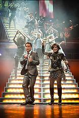 Donny & Marie, Birmingham. 24 January 2013