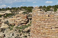 Twin Towers, Hovenweep National Monument, Arizona