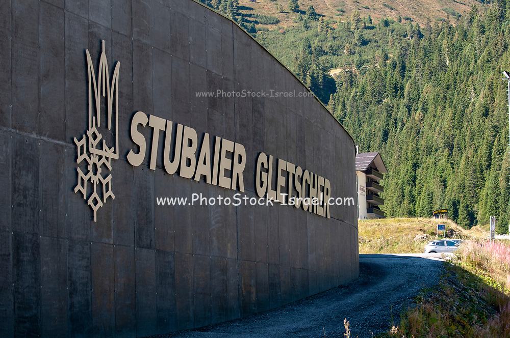 The Stubaier Wildspitze is a 3,341-metre-high mountain in the Stubai Alps in the Austrian state of Tyrol. Northeast of the summit lie two glaciers, the Schaufelferner and the Daunkogelferner, which form the basis for the Stubai Glacier ski region. The Lower cable car station
