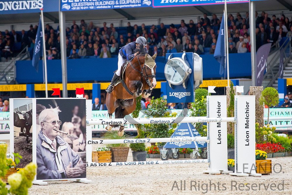 Gerben Morsink - Alliante Z<br /> FEI World Breeding Jumping Championships for Young Horses 2016<br /> © DigiShots