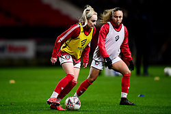 - Mandatory by-line: Ryan Hiscott/JMP - 17/02/2020 - FOOTBALL - Ashton Gate Stadium - Bristol, England - Bristol City Women v Everton Women - Women's FA Cup fifth round