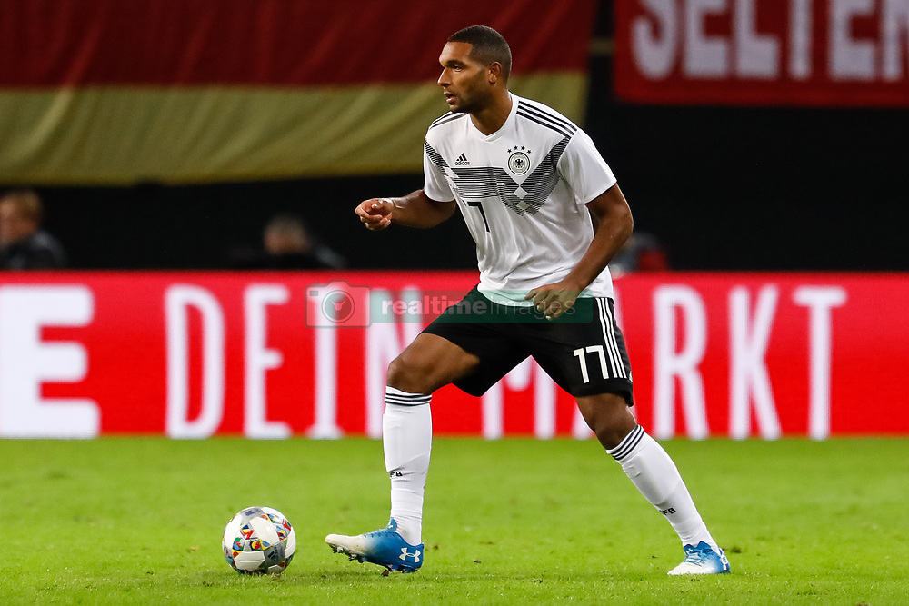 November 16, 2018 - Leipzig, Germany - Jonathan Tah of Germany in action during the international friendly match between Germany and Russia on November 15, 2018 at Red Bull Arena in Leipzig, Germany. (Credit Image: © Mike Kireev/NurPhoto via ZUMA Press)