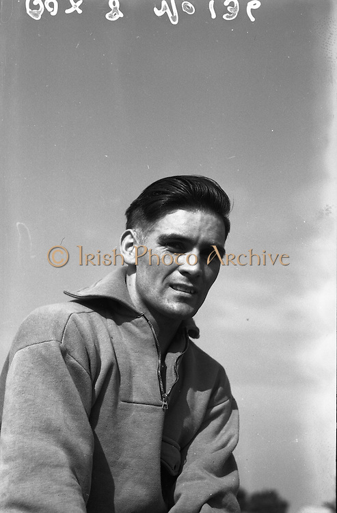 Hyland, D. (Carlow Athletic Club) at National Athletic and Cycling Association (NACA) Championships.05/07/1952