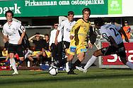18.07.2009, Tehtaankentt?, Valkeakoski, Finland..Veikkausliiga 2009 - Finnish League 2009.FC Haka Valkeakoski - Vaasan Palloseura.Jyri Hietaharju - VPS.©Juha Tamminen...