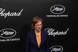 May 21, 2019 - Cannes, France - 72eme Festival International du Film de Cannes. Soiree de remise des Trophees Chopard 2019. 72th International Cannes Film Festival. 2019 Chopard Trophy.....239600 2019-05-20  Cannes France.. Reichardt, Kelly (Credit Image: © Yacine Fort/Starface via ZUMA Press)