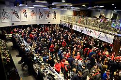 Bristol City fans fill the Bristol Sports bar - Mandatory by-line: Dougie Allward/JMP - 20/12/2017 - FOOTBALL - Ashton Gate Stadium - Bristol, England - Bristol City v Manchester United - Carabao Cup Quarter Final