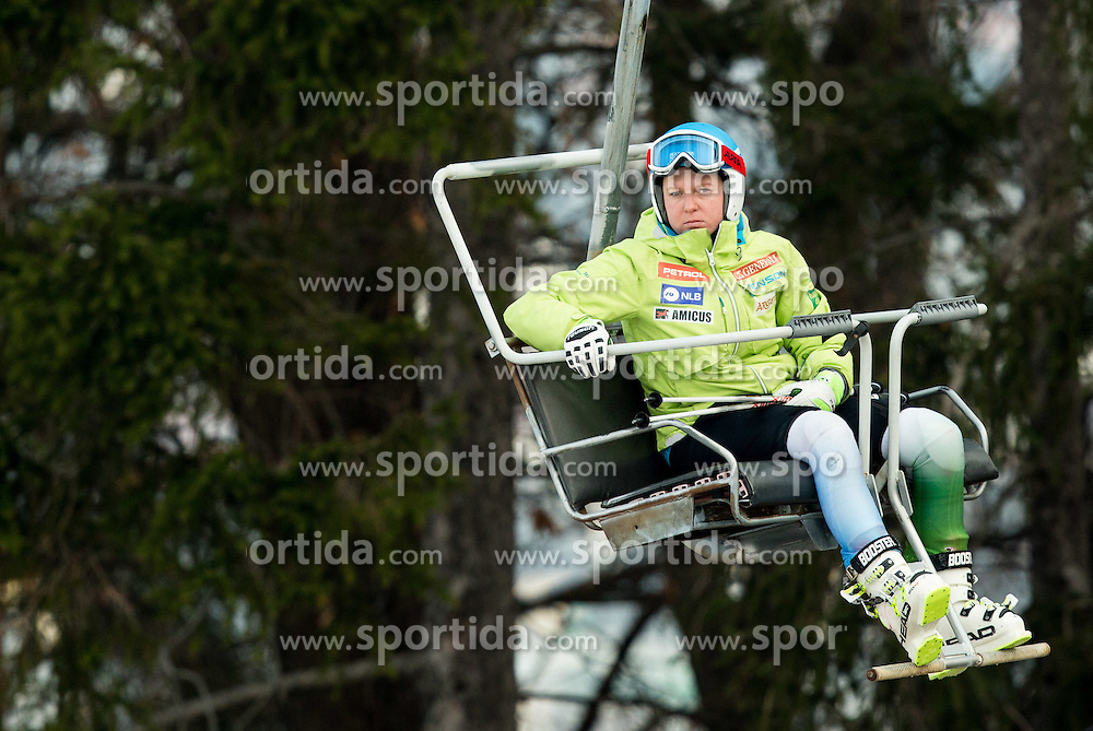 Marusa Ferk (SLO) during 7th Ladies' Giant slalom at 52nd Golden Fox - Maribor of Audi FIS Ski World Cup 2015/16, on January 30, 2016 in Pohorje, Maribor, Slovenia. Photo by Vid Ponikvar / Sportida