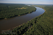 02: MO RIVER SUMMER RURAL AERIALS