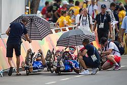 JEANNOT Joel, H4, FRA, Cycling, Road Race, BOSREDON Mathieu à Rio 2016 Paralympic Games, Brazil