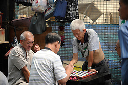 Singapore's Chinatown is an ethnic neighbourhood featuring distinctly Chinese cultural elements and a historically concentrated ethnic Chinese population. Chinatown is located within the larger district of Outram.