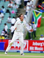 SA vs Australia 1st test D1
