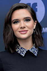 May 14, 2019 - New York, NY, USA - May 14, 2019  New York City..Katie Stevens attending Walt Disney Television Upfront presentation party arrivals at Tavern on the Green on May 14, 2019 in New York City. (Credit Image: © Kristin Callahan/Ace Pictures via ZUMA Press)