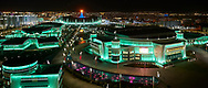 Ashgabat, Turkmenistan - 2017 September 22: 2017 Ashgabat 5th Asian Indoor & Martial Arts Games at Ashgabat Olympic Complex on September 22, 2017 in Ashgabat, Turkmenistan.<br /> <br /> Photo by © Adam Nurkiewicz / Laurel Photo Services