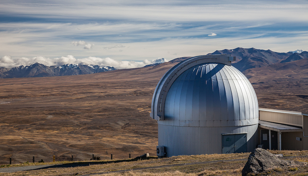 The Mt John University Observatory, Lake Tekapo