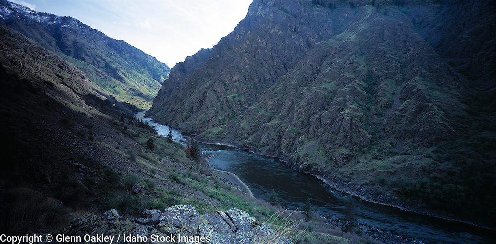 Hells Canyon, Snake River, between Idaho and Oregon