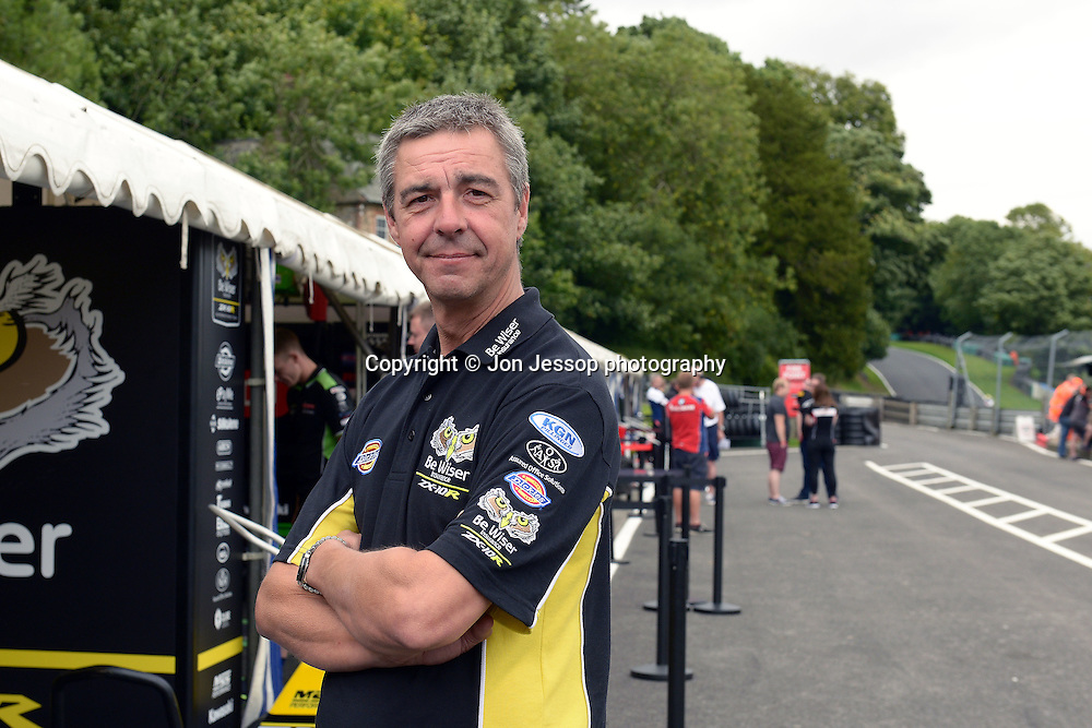 #9 Chris Walker Be Wiser Kawasaki MCE British Superbikes
