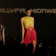 Fashion Designer MARISE CHANTALE of New York presents her fall & winter 2013 collection at Philadelphia Fashion Week Saturday, September. 21, 2013 at The Crane Arts Building in Philadelphia Pennsylvania.