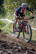 Carson Beckett (USA) at the 2018 UCI MTB World Championships - Lenzerheide, Switzerland