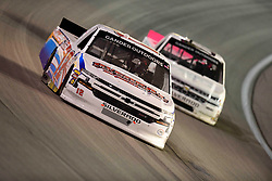 March 1, 2019 - Las Vegas, Nevada, U.S. - LAS VEGAS, NV - MARCH 01: Gus Dean (12) Randy Young Chevrolet Silverado racing during the Gander Outdoors Truck Series Strat 200 race on March 1, 2019, at Las Vegas Motor Speedway in Las Vegas, NV. (Photo by David Allio/Icon Sportswire) (Credit Image: © David Allio/Icon SMI via ZUMA Press)