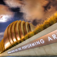 Exterior Photography of Kauffman Center