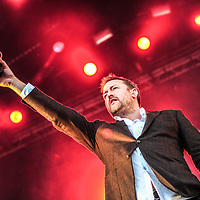 Elbow at Electric Picnic 2012