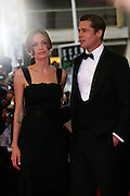 22.MAY.2007. CANNES<br /> <br /> BRAD AND ANGELINA ATTEND CANNES 2007 IN FRANCE<br /> 22/05/2007<br /> <br /> BYLINE: EDBIMAGEARCHIVE.COM<br /> <br /> *THIS IMAGE IS STRICTLY FOR UK NEWSPAPERS AND MAGAZINES ONLY*<br /> *FOR WORLD WIDE SALES AND WEB USE PLEASE CONTACT EDBIMAGEARCHIVE - 0208 954 5968*